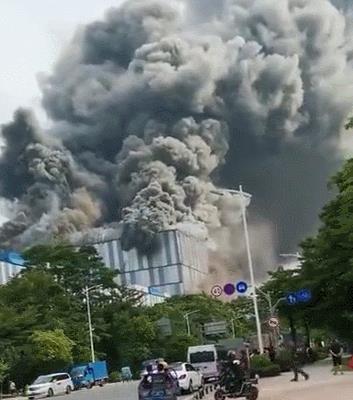 Thực hư thông tin phòng nghiên cứu 5G của Huawei bị cháy lớn