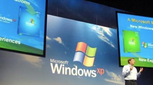 Mã nguồn của hệ điều hành Windows XP lần đầu rò rỉ trên Internet