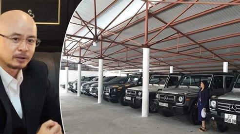 Bóc giá dàn siêu xe cực khủng của tay chơi thứ thiệt 'vua cafe' Đặng Lê Nguyên Vũ