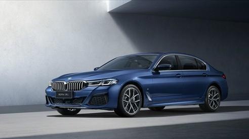 BMW 5-Series 2021 có thêm phiên bản trục dài rộng rãi hơn