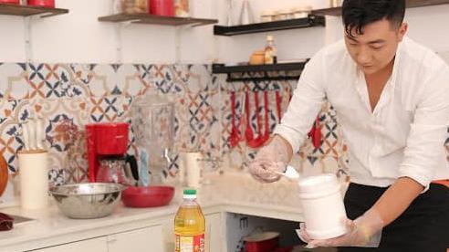 Chàng trai Hà Nội mở tiệm bánh online, mỗi tháng thu nhập 60 triệu đồng