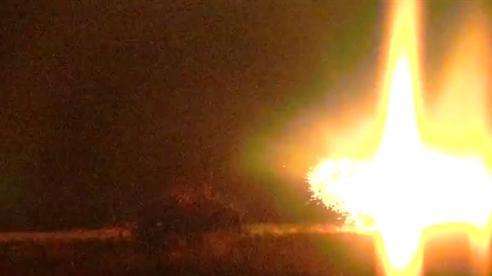 Video T-72B3 diệt mục tiêu cách 3km trong đêm tối