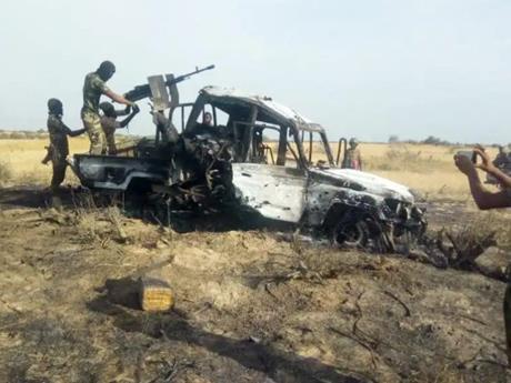 Nigeria: Đoàn xe chở Thủ hiến bang Borno bị phục kích
