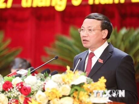 Ông Nguyễn Xuân Ký tái cử chức Bí thư Tỉnh ủy Quảng Ninh