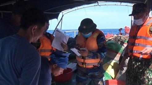 Nỗ lực đảm bảo an ninh trật tựtạikhu vực biên giới biển miền Trung