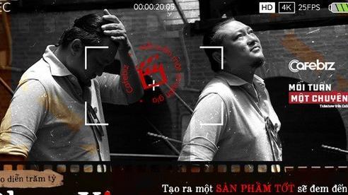 Đạo diễn trăm tỷ Phan Xine: Tạo ra một sản phẩm tốt sẽ ĐEM ĐẾN lợi nhuận, chứ không phải làm tất cả mọi thứ VÌ lợi nhuận, làm phim cũng vậy!