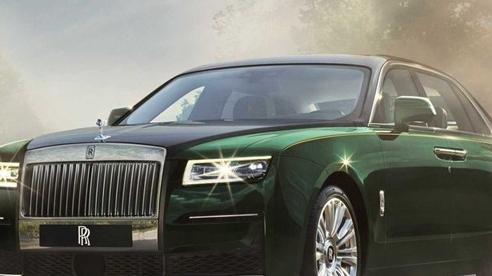 Rolls-Royce Ghost Extended 2021 ra mắt với công nghệ mới nhất