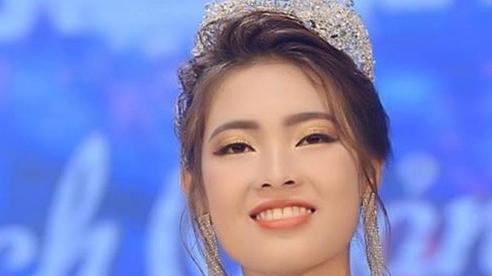 Hoa khôi Ngọc Huyền - 'Người đẹp Du lịch Quảng Bình 2019' bị tước vương miện