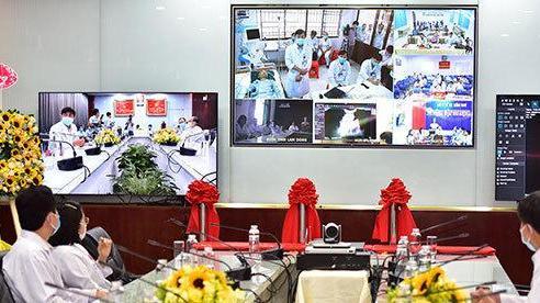 Bệnh viện trăm tuổi ở TP.HCM được 'chắp cánh' với công nghệ Telehealth