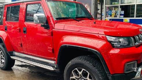 Mất giá 200 triệu chỉ sau 9.000km, SUV Trung Quốc nhái Jeep vẫn đắt ngang Hyundai Kona mới