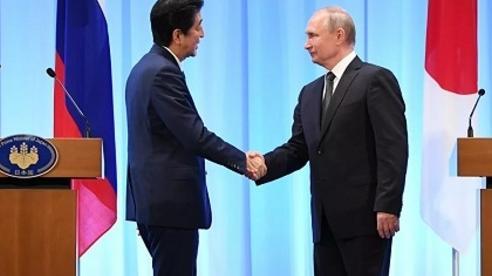 Ông Abe tiết lộ điều đã ngăn cản việc ký kết hiệp ước hòa bình với Nga