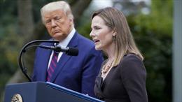 Amy Coney Barrett - Từ giáo sư luật đến đề cử thẩm phán Tòa án Tối cao Mỹ