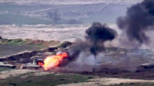 Các tay súng Syria tham gia chiến sự Azerbaija - Armenia?