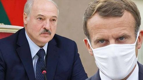 Tình hình Belarus: Tổng thống Lukashenko 'ăn miếng trả miếng' với người đồng cấp Pháp