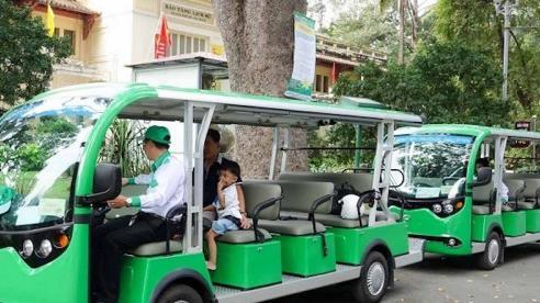 Đề xuất mở mới 5 tuyến xe buýt điện ở TP Hồ Chí Minh
