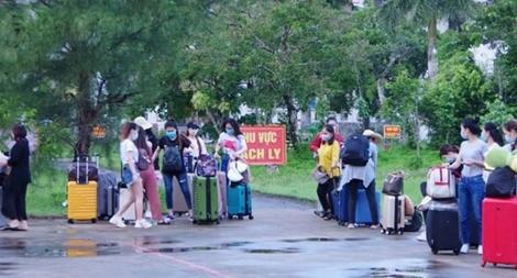 Sóc Trăng hoàn thành cách ly cho 146 công dân trở về từ Singapore