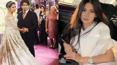 Cuộc sống của cô dâu mặc váy 14 tỷ trong đám cưới siêu khủng 4 năm trước giờ ra sao?
