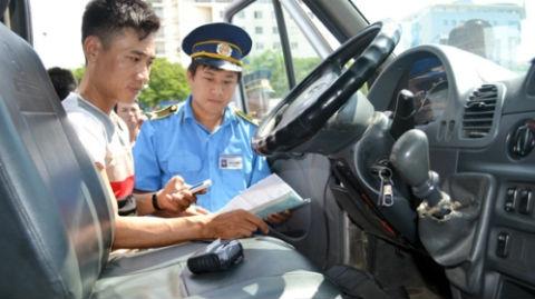 Hơn 530 xe của một HTX 'trốn' truyền dữ liệu giám sát hành trình