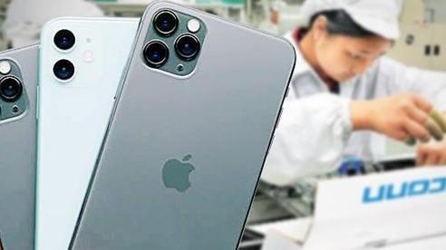 Nhà máy iPhone ở Trung Quốc hoạt động 24 giờ mỗi ngày để sản xuất iPhone 12