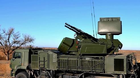 Xem quân đội Mỹ mô tả phá hủy hệ thống Pantsir Nga