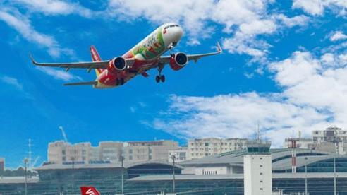 Vietjet khôi phục đường bay khứ hồi giữa Việt Nam và Hàn Quốc