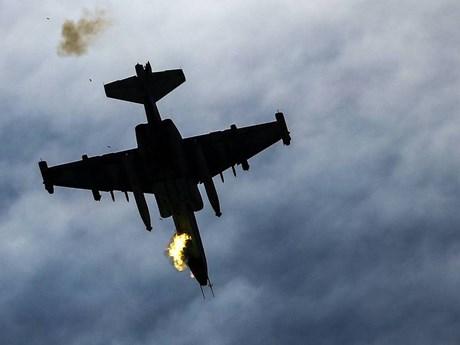 Tiêm kích Thổ Nhĩ Kỳ bắn rơi một máy bay của Không quân Armenia