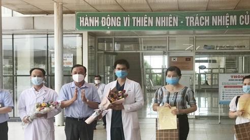 Hai bệnh nhân cuối cùng xuất viện, Quảng Nam 'sạch bóng' Covid-19
