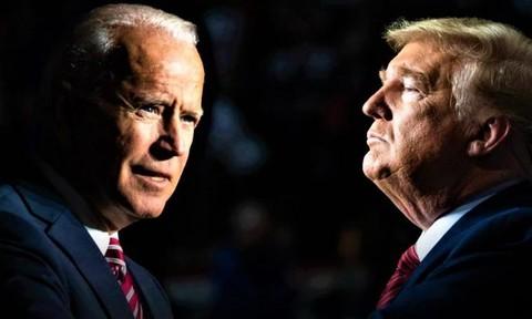 Thế giới hồi hộp chờ màn tranh luận trực tiếp giữa Trump và Biden