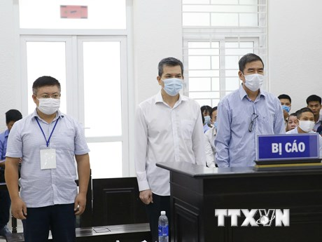 Xét xử vụ án 'Lập quỹ trái phép' tại Ban Quản lý dự án Nghi Sơn