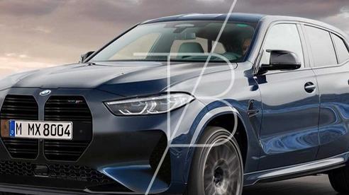 BMW X8 lần đầu lộ diện: Trùm cuối lớn nhất, sang nhất và mạnh nhất của BMW