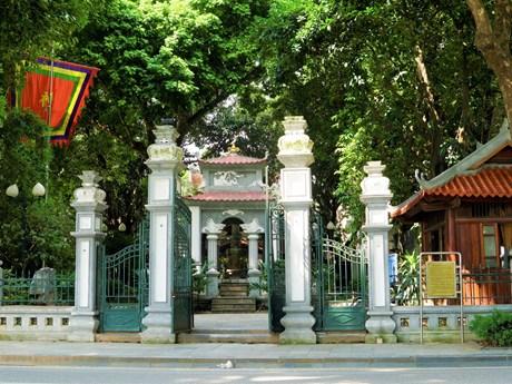 [Video] Chiêm ngưỡng tượng đài vua Lê Thái Tổ cổ nhất tại Hà Nội