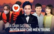 Thuỷ Tiên, Trấn Thành cùng dàn sao Việt chung tay cứu trợ miền Trung: Con số lên tới hơn 27 tỷ đồng với tấm lòng vàng lan toả!