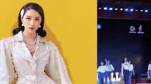 Hương Giang xử lý cực chuyên nghiệp khiến khán giả đều trầm trồ