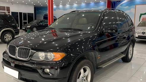 BMW X5 bán lại ngang giá Honda SH 2020, ODO 'khủng' là chi tiết đáng chú ý