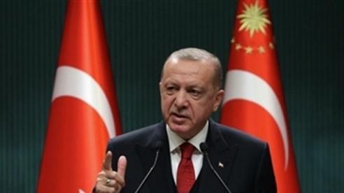 Ông Erdogan:Thổ Nhĩ Kỳ và Ukraine sẽ lấy lại Crimea