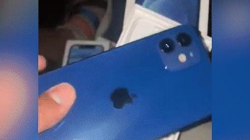 Sau video unbox iPhone 12, cư dân mạng 'soi' ra chi tiết thú vị liên quan đến thông điệp bảo vệ môi trường của Apple