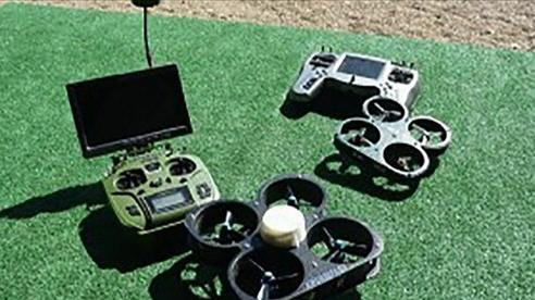 Nga phát triển máy bay không người lái nano trang bị cho quân đội tương lai