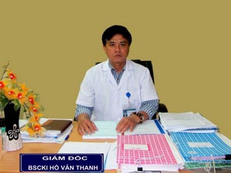 Cách chức Giám đốc Bệnh viện Sản-Nhi Phú Yên do thiếu trách nhiệm