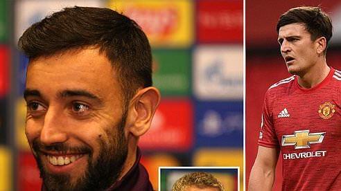 MU đấu PSG: Maguire và Cavani ngồi nhà, Fernandes đội trưởng