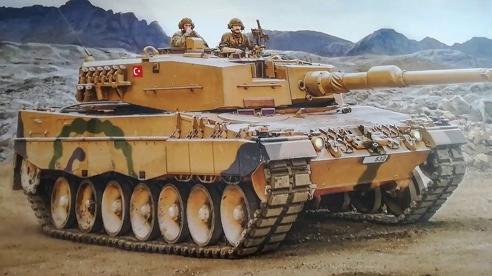 Tình hình chiến sự Syria mới nhất ngày 20/10: Tăng chiến đấu 70 tấn của Thổ Nhĩ Kỳ quay lại Syria