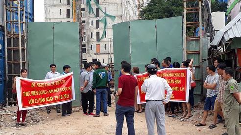 Tp.HCM ra 'tối hậu thư' với dự án Tân Bình Apartment