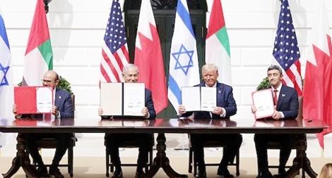 Hiệp định Abraham: Khi hòa bình là sự đánh đổi