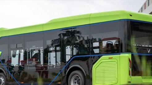 Xe buýt điện 'make in VietNam' sắp lăn bánh