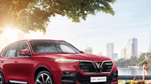 Chỉ còn 200 xe VinFast Lux được ưu đãi đặc biệt trong tháng 10