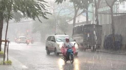 Miền Trung sẽ tiếp tục chịu ảnh hưởng của mưa lớn do bão số 8