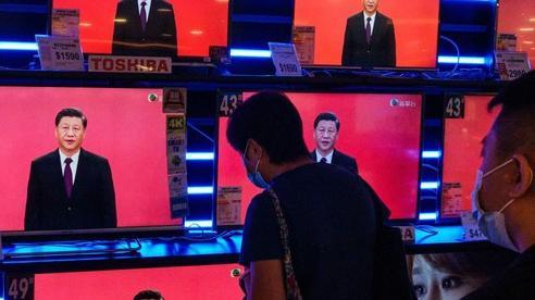 Ảnh hưởng của Trung Quốc tăng tốc trên toàn cầu