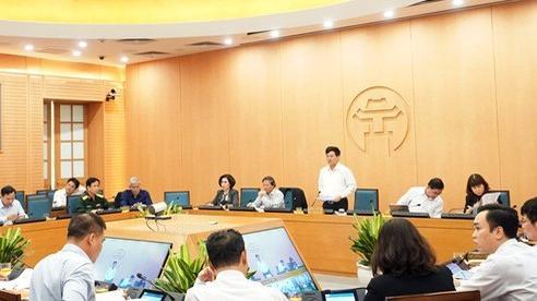 Hà Nội đề xuất cơ quan báo chí vào cuộc phản ánh để phạt 'nguội' việc không đeo khẩu trang