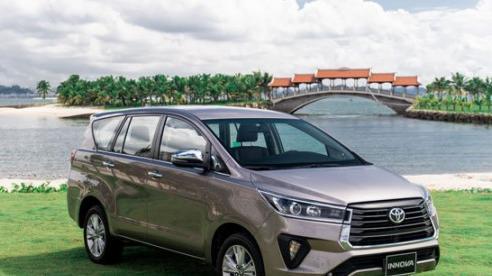Giá xe ôtô hôm nay 21/10: Toyota Innova giảm mạnh