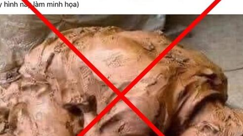 Sự thật về thông tin 'mẹ ôm con dưới bùn' trong vụ sạt lở tại Quảng Trị tràn lan trên Facebook