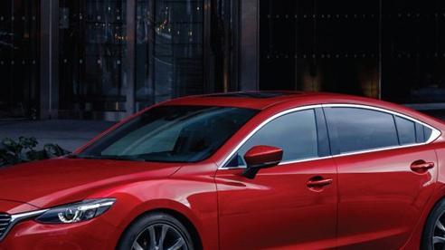 Mazda6 giảm 50 triệu đồng trong tháng 10
